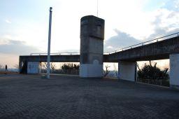 金華山ドライブウェイ展望台の写真